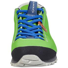 AKU Bellamont Air Shoes Unisex green/blue